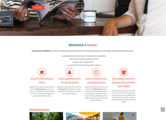 Création site internet Lyon