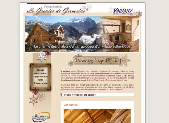 Webmaster freelance Chamonix
