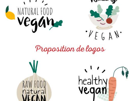 Infographiste création de logos
