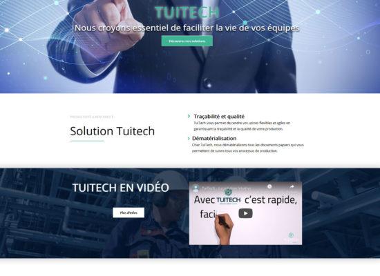 Webmaster Lyon pour entreprise de solutions informatiques