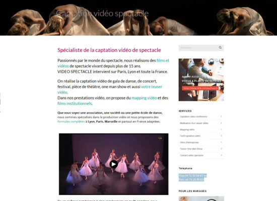 Webmaster freelance pour artisans et PME